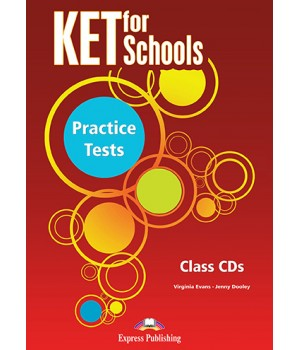 Диск KET for Schools Practice Tests CD MP3