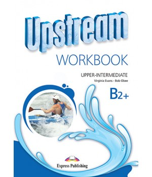 Робочий зошит Upstream Upper Intermediate 3rd Edition Workbook