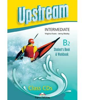 Диск Upstream Intermediate 3rd Edition CD MP3