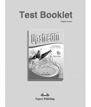 Тести Upstream Intermediate 3rd Edition Test Booklet