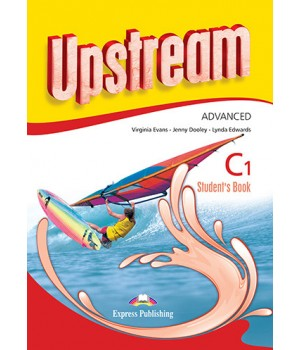 Підручник Upstream Advanced 3rd Edition Student's Book