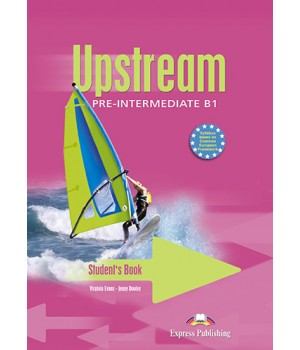 Підручник Upstream Pre-Intermediate Student's Book