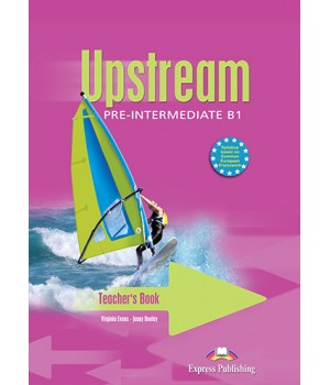 Книга для вчителя Upstream Pre-Intermediate Teacher's Book