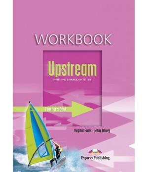 Книга для вчителя Upstream Pre-Intermediate Teacher's Workbook