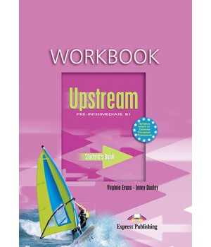 Робочий зошит Upstream Pre-Intermediate Workbook