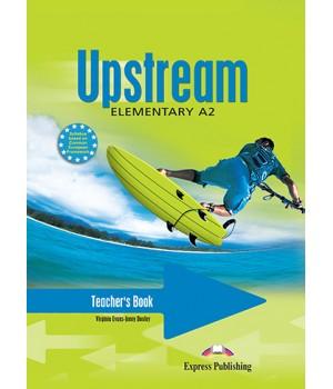 Книга для вчителя Upstream Elementary Teacher's Book