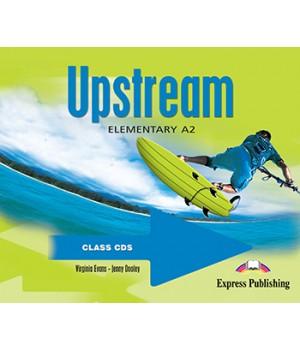 Диски Upstream Elementary Class Audio CDs (set of 3)