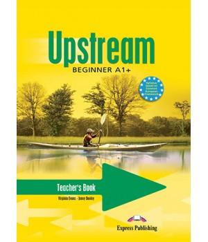 Книга для вчителя Upstream Beginner Teacher's Book