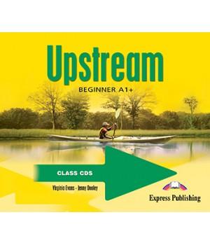 Диски Upstream Beginner Class Audio CDs (set of 3)