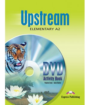 Робочий зошит Upstream Elementary DVD Activity Book