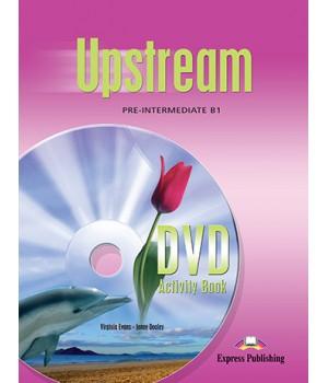 Робочий зошит Upstream Pre-Intermediate DVD Activity Book