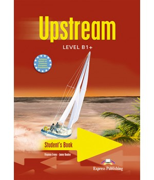 Підручник Upstream B1+ Student's Book