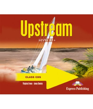 Диски Upstream B1+ Class Audio CDs (set of 3)
