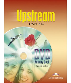 Робочий зошит Upstream B1+ DVD activity book