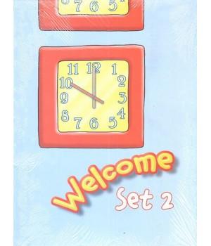 Плакати Welcome Posters Set 2