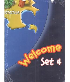 Плакати Welcome Posters Set 4