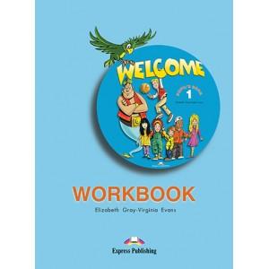 Робочий зошит Welcome 1 Workbook