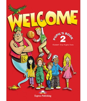 Підручник Welcome 2 Pupil's Book