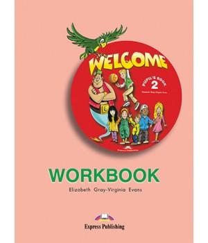 Робочий зошит Welcome 2 Workbook