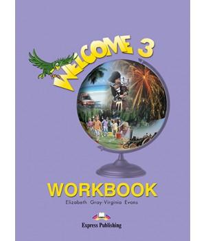 Робочий зошит Welcome 3 Workbook