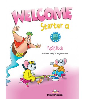 Підручник Welcome Starter a Pupil's Book