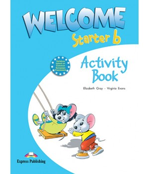 Рабочая тетрадь Welcome Starter b Activity Book