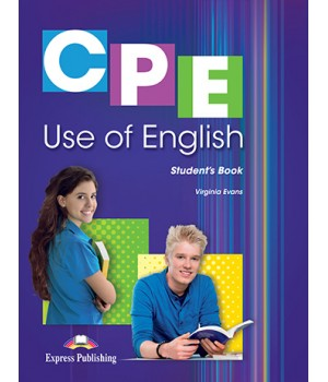 Підручник CPE Use of English (Revised Edition) Student's Book