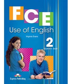 Учебник FCE Use of English 2 (for the updated 2015 exam) Student's Book