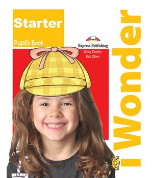 Підручник iWonder Starter Pupil's Book