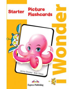 Картки iWonder Starter Picture and Word Flashcards