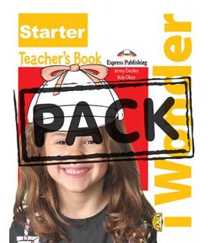 Книга для вчителя iWonder Starter Teacher's Book
