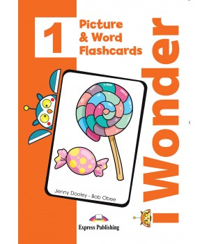 Картки iWonder 1 Picture and Word Flashcards