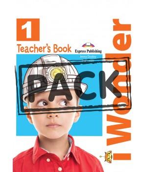 Книга для вчителя iWonder 1 Teacher's Book