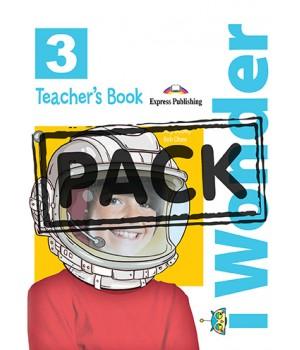 Книга для вчителя iWonder 3 Teacher's Book