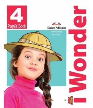 Підручник iWonder 4 Pupil's Book