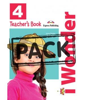 Книга для вчителя iWonder 4 Teacher's Book