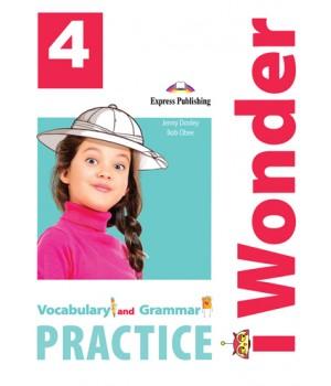 Граматика iWonder 4 Vocabulary and Grammar Practice