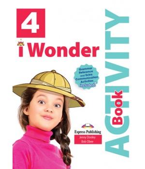 Робочий зошит iWonder 4 Activity Book