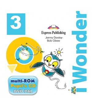 Диск iWonder 3 Audio CD