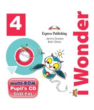Диск iWonder 4 Audio CD