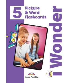 Картки iWonder 5 Picture and Word Flashcards