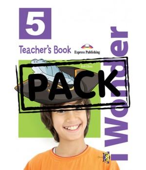 Книга для вчителя iWonder 5 Teacher's Book