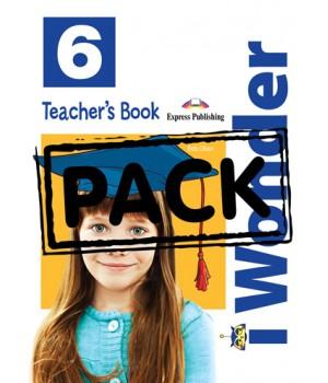 Книга для вчителя iWonder 6 Teacher's Book