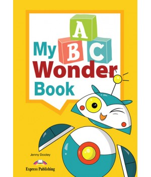 Підручник My ABC Wonder Alphabet Book