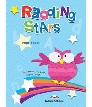 Підручник Reading Stars Pupil's Book