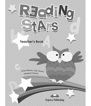 Книга для вчителя Reading Stars Teacher's Book