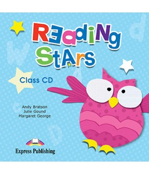Диск Reading Stars Audio CD