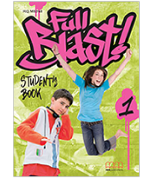 Підручник Full Blast 1 Student's Book Ukrainian Edition