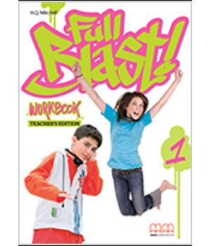 Книга для вчителя Full Blast 1 Teacher's Workbook