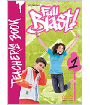Книга для вчителя Full Blast 1 Teacher's Book